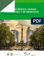 Informe Local Voluntario CDMX 2021