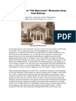 Recollections of Old Nauvoo