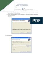Manual de Instrucciones de la Caja Registradora