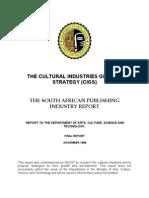 Publishing Report