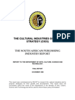 Publishing Report