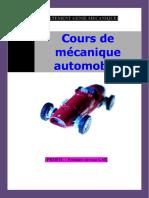 Cours Mecanique Auto 2020 2021 (1)