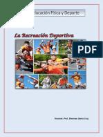 4 Educación Física y Deporte 2da-III