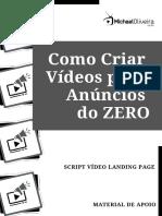 09 Script Video Landing Page