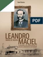 Leandro Ribeiro de Siqueira Maciel 1825 - Sergipe Seculo XIX