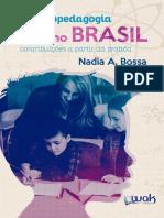 A Psicopedagogia No Brasil - Nadia Bossa