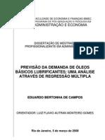 ADM_eduardocampos_PREVISÃO DA DEMANDA DE ÓLEOS BÁSICOS LUBRIFICANTES