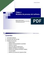 Modelos de proceso