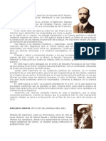BIOGRAFIAS DE LA REVOLUCION MEXICANA
