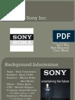Sony Inc