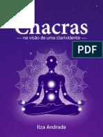 E-book Chacras Na VisÆo de Uma Clarividente - Ilza Andrade-1