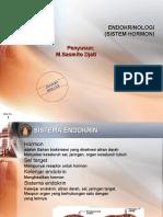 presentasi endokrin