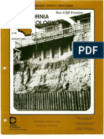 California Geology Magazine August 1990