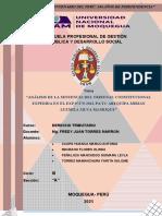 FORO 4- ANALISIS DE LA SENTENCIA AREQUIPA 2013 (1)
