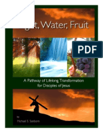 Light, Water, & Fruit Workbook