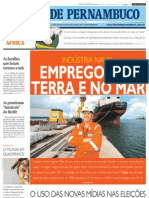 Diariodepernambuco capa 30/05/2010