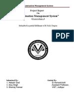 Examination Management System edited