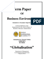 globalization essay tips on how to outline the main points globalization term paper