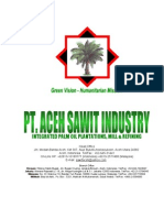PT. ACEH SAWIT INDUSTRY
