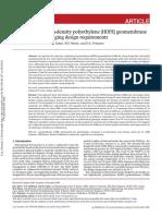 An approach to high-density polyethylene (HDPE) geomembrane selection