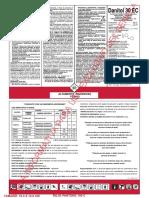Danitol 30 EC Hoja Informativa - 06-01-21