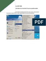 Publicar una carpeta de datos en el servidor IIS