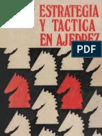 Max.euwe 1973 Estrategia.y.tactica.en.Ajedrez 4e 106p SPA