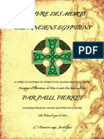 Le Livre Des Morts Des Anciens Egyptiens p. Pierret