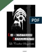 Gina H - La Comtesse Sanglante (Microcuentos dos