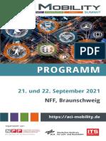 Acimobility 2021 Programm