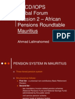 Pension System