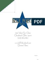bluepoint menu