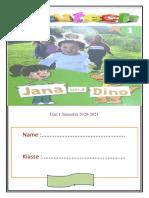 Jana Und Dino Primary1 First Term