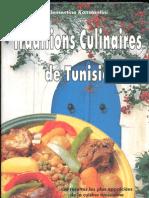 Traditions Culinaires de Tunisie