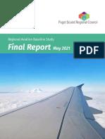 PSRC - Regional Aviation Baseline Study Final Report