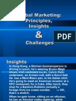 Global Marketing Principles 02102006