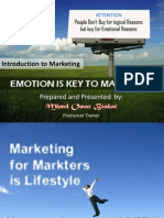 Marketing by MOmar