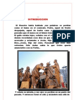PREGON DE LUIS CASTILLO