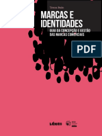 Marcas e Identidades - Guia Da Concepção e Gestão Das Marcas Comerciais
