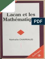 Lacan Et Les Mathematiques