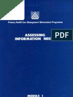 Module 1 Facilitator's Guide_Assessing Information Needs