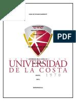 CASO DE ESTUDIO MARRIOTT