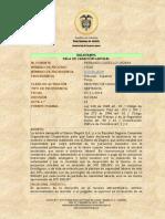 Ficha SL5195-2019 sentencia culpa patronal