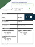 05- Checklist NR12