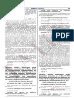 Declaran Barrera Burocratica Ilegal Disposicion Contenida en Resolucion No 0471 2021sel Indecopi 1993456 2 Unlocked