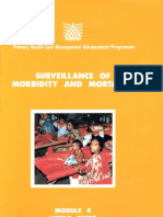 Module 4 User's Guide_Surveillance of Morbidity and Mortality