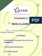 Medi Classic Presentation