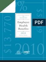 Kaiser Family Fnd 2010 Employer Health Benefits Survey