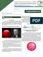 Introdução ao estudo dos modelos atômicos para envio