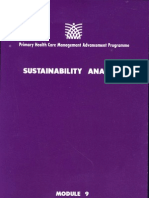 Module 9 Facilitator's Guide_Sustainability Analysis